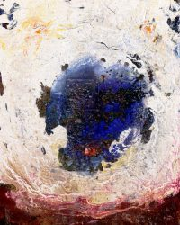 Event Horizon - KS 468 - 24 x 18 in / 61 x 46 cm